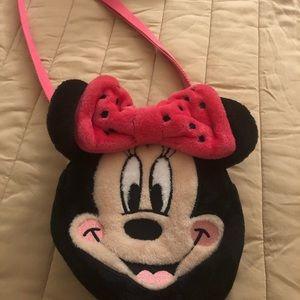 Minnie Mouse Girls Purse
